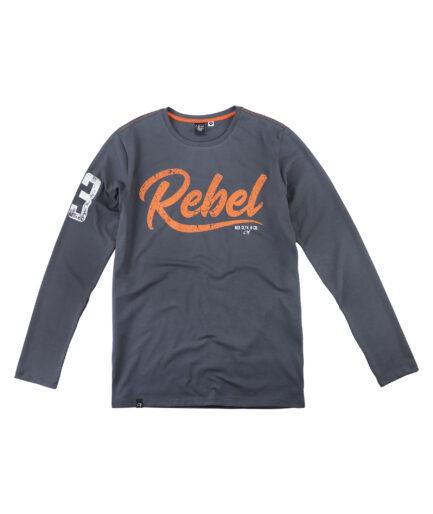 Muška Majica Dugih Rukava Rebel