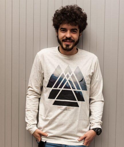 bluza muska triangl