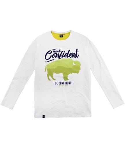 bizon muska majica dugih rukava