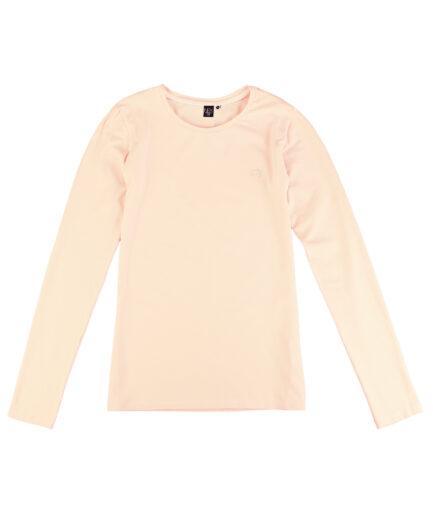 klasična svetlo roze zenska bluza