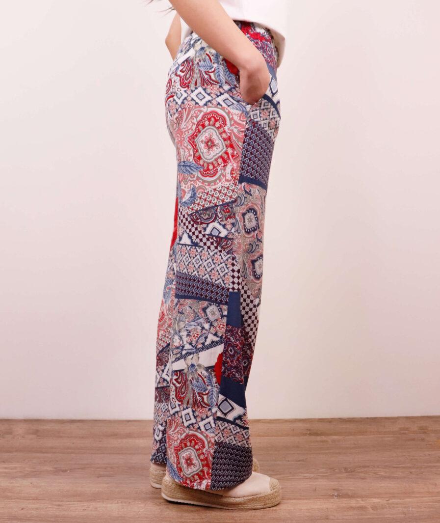 ženske pantalone dezenirane
