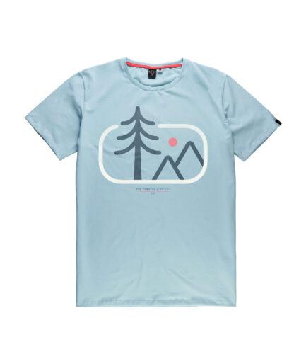 majica muska sa printom napred