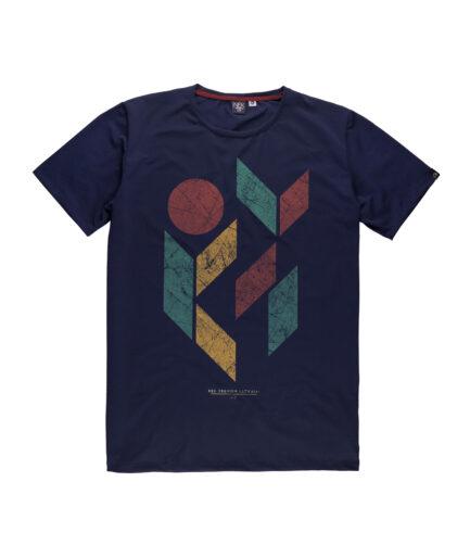 majica sa stampom za muskarce